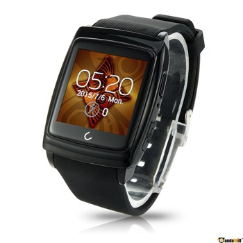 RELOJ SMARTWATCH UWATCH U18 U18_NEGRO Smart Watch