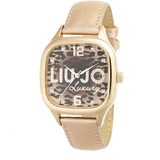 WATCH SQUARE LEON ROSE GOLD LIU JO TLJ674