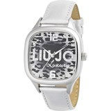 WATCH SQUARE LEON SILVER LIU JO TLJ672