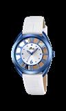 Reloj sra blanco y azul 18253/1 Lotus