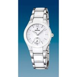 WATCH SRA CERAMIC BLANC WHITE F16588/1 FESTINA