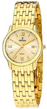 Reloj Festina Señora Chapado F16241/2