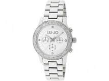 WATCH STEELER PAVE SILVER LIU JO TLJ440