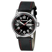 WATCH SWISS WENGER 3-YEAR WARRANTY 01.0341.103