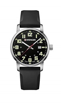 SWISS WATCH WENGER, 3 TO�OS GARANT�TO 01.1641.110