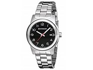 SWISS WATCH WENGER,3 YEARS WARRANTY 01.0441.145