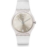 WATCH MIRRORMELLOW SILVER SUOK112 SWATCH