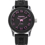 WATCH SUPERDRY WOMEN'S RUBBER SPORTS SYL146B