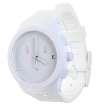 Reloj Swatch Basic White
