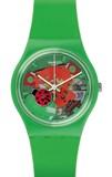Reloj swatch choupette verd gg220