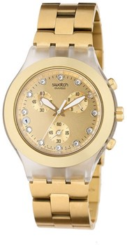 SWATCH FULL-BLOODED WATCH SVCK4032G