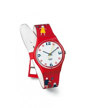 Montre Swatch Funny Village SGR146