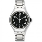 SWATCH WATCH IRONY STRIPE BACK YES4011AG