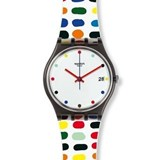 SWATCH WATCH MILKOLOR GM417