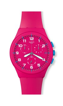 Swatch watch Pink Frame