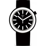 6PNB100 BLACK POP SWATCH WATCH