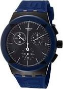 MONTRE SWATCH SUSB418 X-DISTRICT DE QUARTZ BLEU SUSB418 X-DISTRICT BLUE