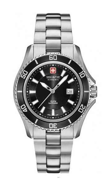 Reloj Swiss Military acero mujer 6729604007