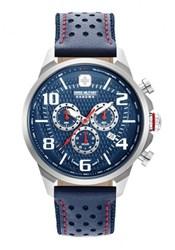 Reloj Swiss Military airman azul 6432804003