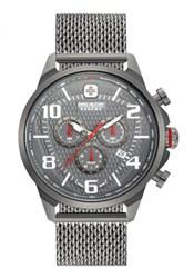 Reloj Swiss Military classic gris 6332830009