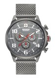 WATCH SWISS MILITARY CLASSIC GREY 6332830009