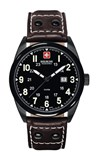 MONTRE SWISS MILITARY NOIR MARR�N 641811300705