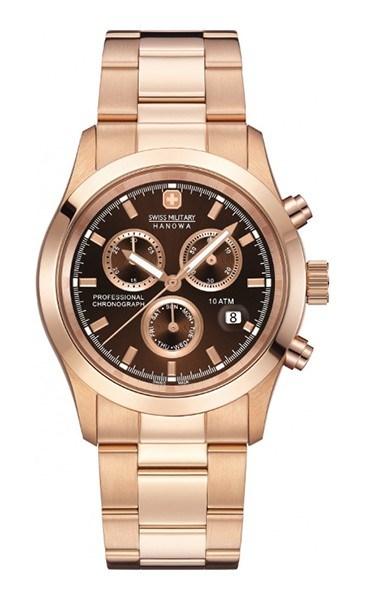 Reloj Swiss Military rosado 06511509005