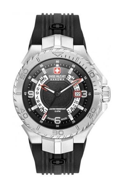 Reloj Swiss Military Seaman negro 6432704007