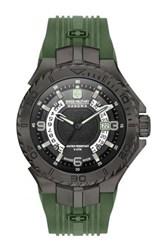 Reloj Swiss Military Seaman verde 643271300706