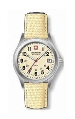 Reloj Swiss Military textil 6425404002