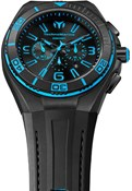WATCH TECNOMARINE BLACK RUBBER 112003 TECHNOMARINE