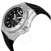 WATCH TECNOMARINE STRAP BLACK RUBBER SRA 38MM 110038 TECHNOMARINE 110042