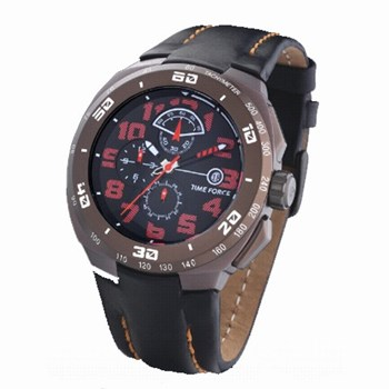 Aluminium de Force montre fois 39298 Time Force