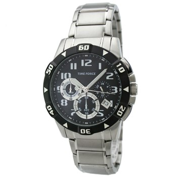 WATCH TIME FORCE STEEL TF3152M01M