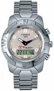 Watch Tissot T-touch steel