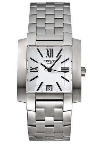 Reloj Tissot caballero blanco T60.1.581.13 T 60.1.581.13