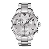 WATCH TISSOT CLASSIC CHRONO XL SILVER T116 617 11 037 00 T116.617.11.037.00