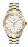 WATCH TISSOT PR 100 TWO-TONE. T101 210 22 031 00 T101.210.22.031.00