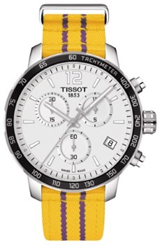 MONTRE TISSOT SÉRIE SPÉCIALE LOS ANGELES LAKERS T0954171703705