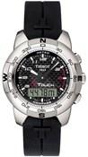 Tissot T-Touch Titanium watch Model T33.7.898.92
