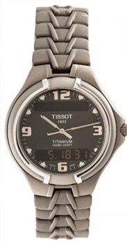MONTRE TISSOT TITANE RÉF. T65.7.488.41