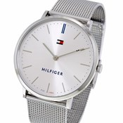 WATCH TOMMY HIFIGER MESH ALL STEEL 1781690 TOMMY HILFIGER