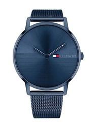 Reloj Tommy Hilfiger malla azul 11871 1781971