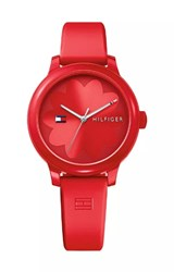 Reloj Tommy Hilfiger rojo 11864 1781776