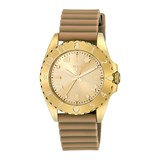 WATCH TOUS LADY GOLD BOX AND RUBBER 500350105