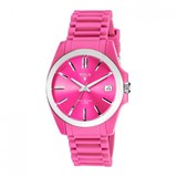 WATCH TOUS LADY RUBBER PINK 500350220