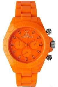 TOY WATCH CHRONO MONOCHROME ORANGE CADRAN MO12OR WATCH