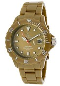 RELOJ TOY WATCH FLUO GOLD ONLY TIME FL38GD