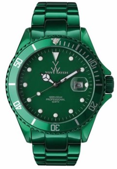 WATCH TOY WATCH METALLIC GREEN ME03GR
