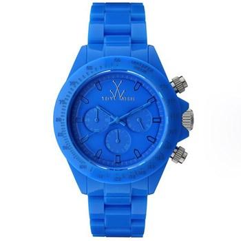 Reloj Toy Watch MONOCHROME CHRONO LIGHT BLUE DIAL MO09LB